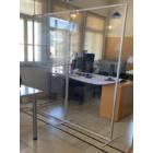 Izolációs válaszfal irodákba
