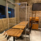 Izolációs fal éttermeknek