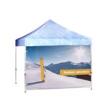 Sátorfal 3x3-as sátorhoz, színes 300x600D