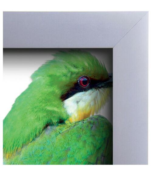 Plakátkeret 31mm Cube (derékszögű sarok)