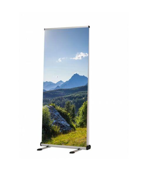Roll Banner kültéri, kétoldalas 85 x 200 cm
