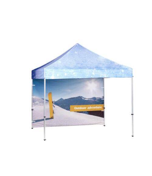 Sátorfal 3x3-as sátorhoz, színes 500D