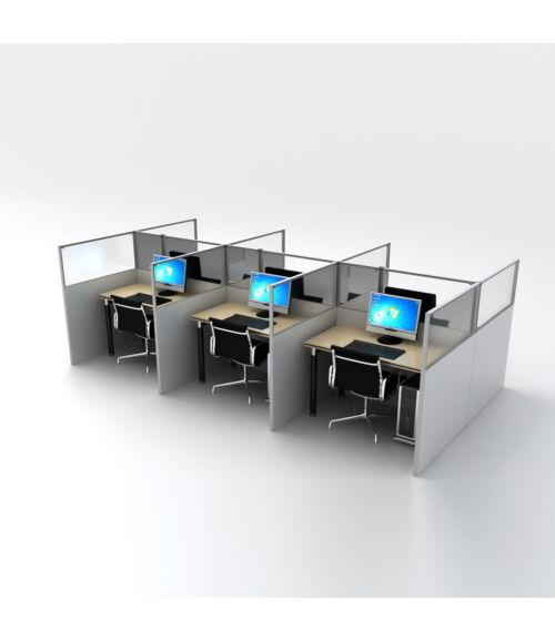 Elválasztó panel irodai asztalokhoz