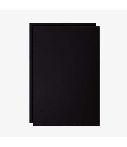 Írható fekete fólia szett
