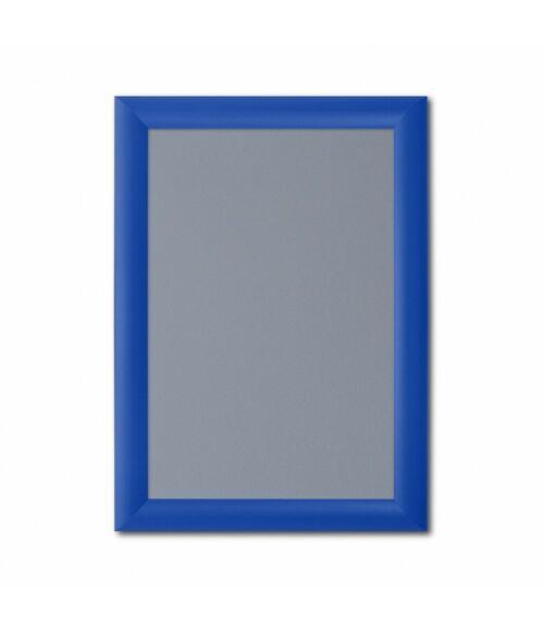 Plakátkeret 25 mm - Kék