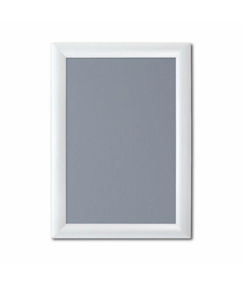 Plakátkeret 25 mm - Fehér